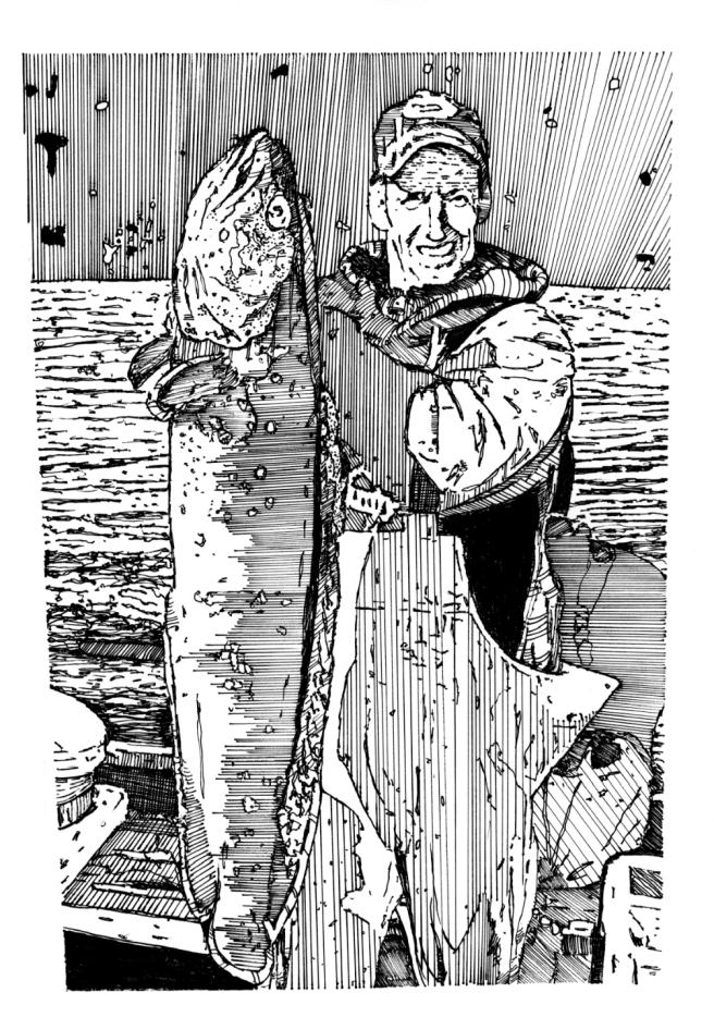 Thomas the Fisherman